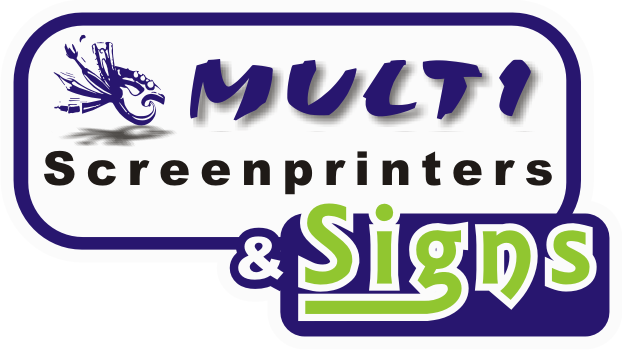 Multi Screenprinters & Signs